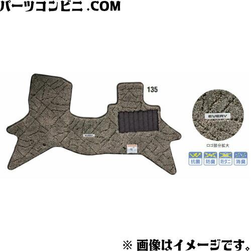 アクセサリー, フロアマット SUZUKI() AT 75901-64PC0-QDJ (DA17VDA17W)