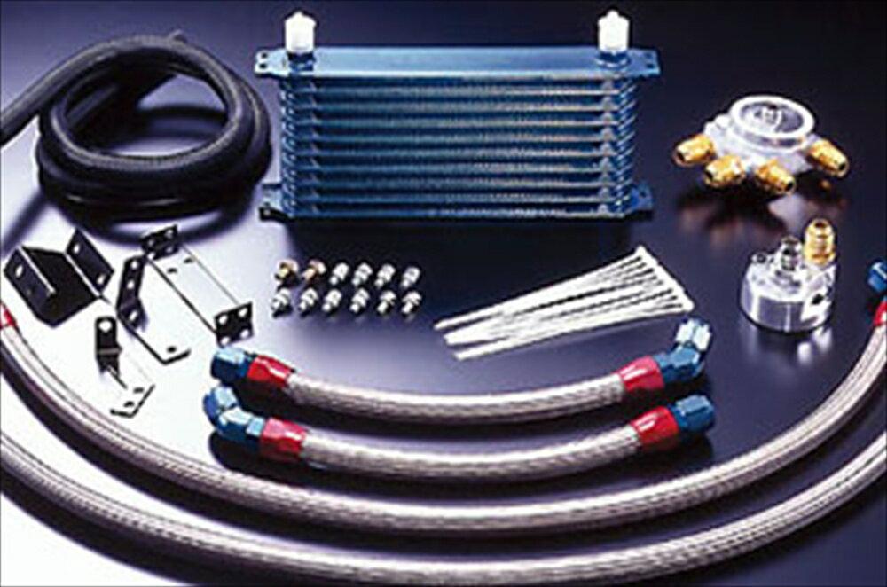 冷却系パーツ, オイルクーラー TRUST() Greddy S13 (CA18DET 8805-9109)