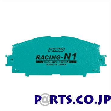 【プロミュー】送料無料【project mu】スバル トレジア RACING-N1 ブレーキパッド フロント NCP125X トレジア (10/11〜14/4)