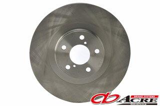 ブレーキ ローター 送料無料 ACRE(アクレ)スタンダードローター フロント用 03.08〜05.12 L950S/960S MAX TURBO車