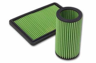 GREEN(グリーン) エアフィルター 純正交換タイプ 03- シトロエン C3 PLURIEL 1.6L 16V
