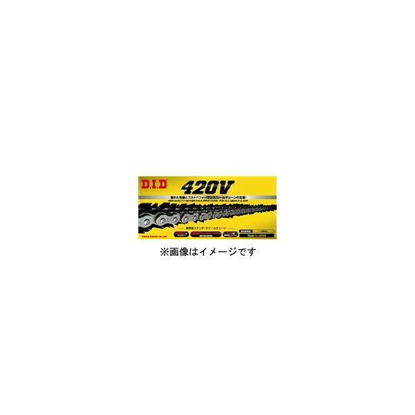 駆動系パーツ, ドライブチェーン DID 420V-120RB RJ() DID4525516201254
