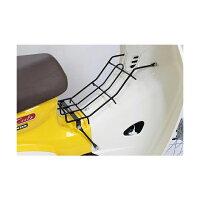 武川センターキャリアキット(ブラック塗装)スーパーカブ50/110・クロスカブ50/110SP09-11-0049