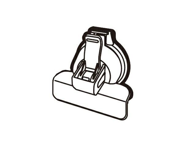 パナソニック Panasonic HDDレコーダー用吸盤ホルダー RFA3452-2