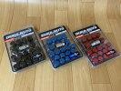 【送料無料・日本製】MIDジュラルミンロックナットセットL355H【全3色】