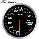 Defi-Link ADVANCE BF 60φ白ホワイト水温計 20℃〜120℃