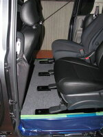 vannerフリード用セカンドシート移動キット7人乗り用