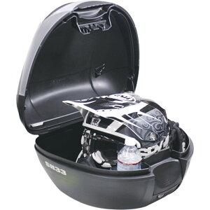 【あす楽対応】【ポイント5倍!】SHAD(シャッド)SH33トップケースブラックSH331個(バイクボックス・リアボックス)【ウルトラセール品】