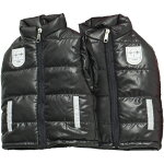 ダウンジャケットのような形状でぽかぽか!K4100サイクルジャケットハンドルカバーブラック