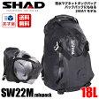 【送料無料】SHAD(シャッド) SW22M zulupack 防水マグネットタンクバッグ 18L W0SB22M 1個【あす楽対応】【梅雨対策】