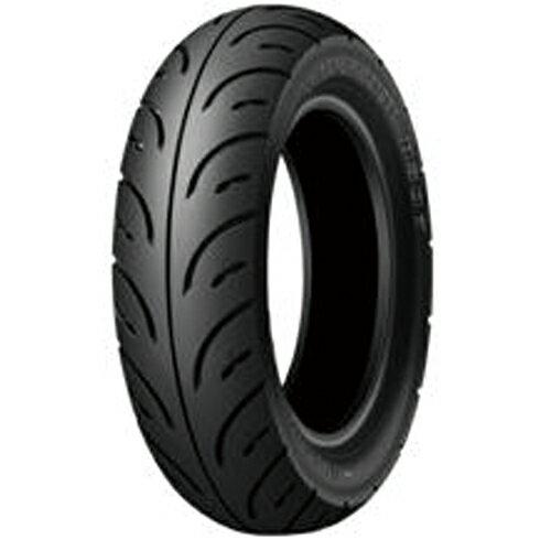 タイヤ, スクーター用タイヤ 124 20-1253 305501 RUNSCOOT D307 2.50-10 FR 33J WT DUNLOP() 1