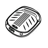 SHAD(シャッド) ベースプレート SH26/SH29/SH33/SH34専用 メーカー品番:D1B29PAR 1個【あす楽対応】