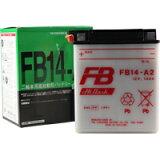 [液別開放型タイプ] FB14-A2 FB14-A2 (YB14-A2 互換) 古河電池 液別タイプ(開放型) 1個