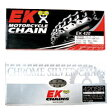 EK QXリングチェーン 520SRX2用カシメジョイント