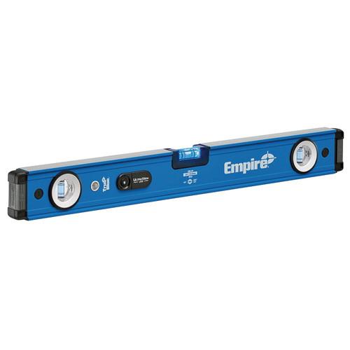 【イチバの日!ポイント最大19.5倍】取寄 EM95.24 ウルトラビュー LED付マグネットレベル EM95.24 EMPIRE(エンパイ画像