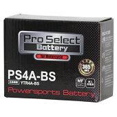 【即使用可!】プロセレクトバッテリーPS4A-BS