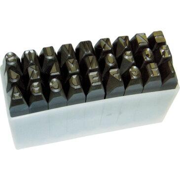 ハンマー・リベッター SKA-160 英字刻印セット 16mm TRUSCO
