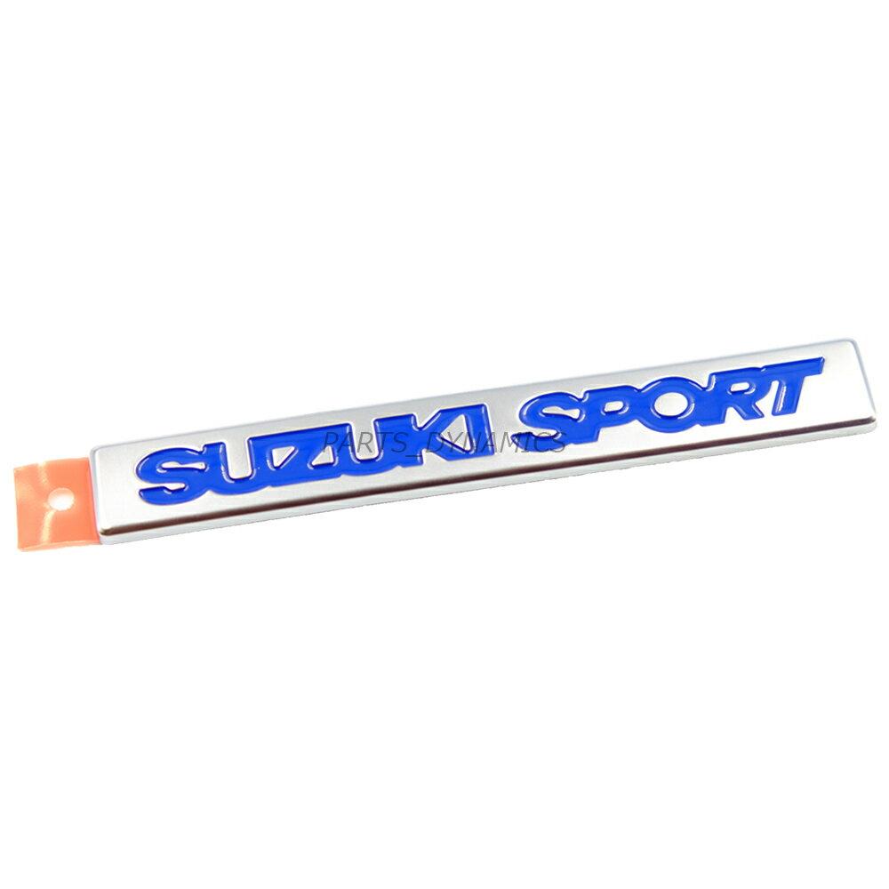 外装・エアロパーツ, エンブレム SUZUKI SPORT 1.2cm x 9cm SUZUKI GENUINE PARTS