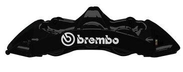【ブレンボ】グランツーリスモブレーキキット BMW F10 F11 550i xDrive[ 2011〜 ][ FRONT ] 【 キャリパー:Monoblock6(34mm厚)   カラー:ブラック   ピストン数:6POT   ローター径:405x34mm 2ピースローター   ドリルドローター 】