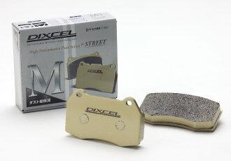 GC インプレッサ | ブレーキパット  / リア【ディクセル】インプレッサ GC6 スポーツパッド リア C型 94/10~96/8 M Type