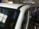E26 NV350 キャラバン CARAVAN | ルーフレールカバー【エアー...