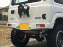 ジムニー JB64 | リアバンパー【4WD プロジェクト】新型ジム...