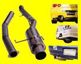 ランサーエボ 7 8 9 | エキゾーストキット / 排気セット【フジムラオート】ランサーエボリューション7・GT-A CT9A Rocket Dancer STRIKER ステンモデル