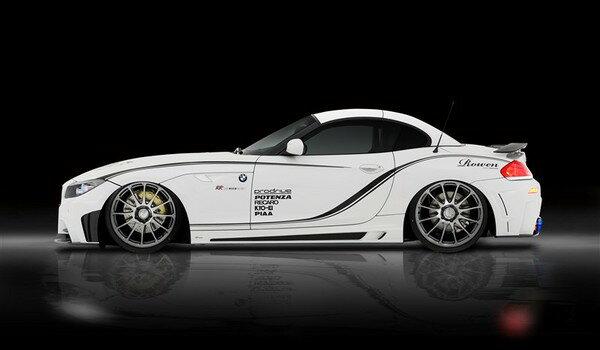 外装・エアロパーツ, サイドステップ Z4 E89 BMW Z4 E89 Rowen