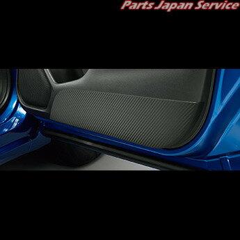 ホンダ HONDA GK/GP フィット FIT [ホンダ純正] ドアトリムスマートカバー ブラック カーボン調 ...