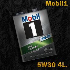 Mobil1モービル1エンジンオイルSN/GF-55W-304L缶