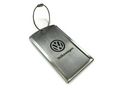 Volkswagen/�ե��륯�������������������꡼���ƥ�쥹�饲�å�������(VWStainlessSteelLuggageTag)����80������