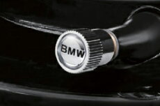 未販売BMW純正アクセサリーBMWエア・バルブ・キャップBMWワード・マーク送料80サイズ