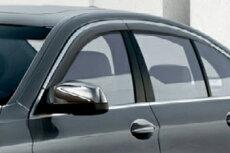 未登録BMW純正アクセサリー5シリーズツーリング(F11)ドア・バイザー送料160サイズ