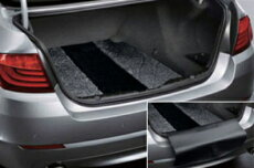 未登録BMW純正アクセサリー5シリーズツーリング(F11)ラゲージ・ルーム・マットサキソニー・ロイヤルパーセル・レール装備車用送料160サイズ