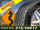 KENDA/ケンダ タイヤ 4本セットKAISER/カイザー KR20215/50R17