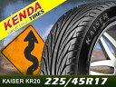 KENDA/ケンダ タイヤ 4本セットKAISER/カイザー KR20225/45R17