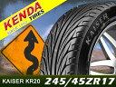 KENDA/ケンダ タイヤ 4本セットKAISER/カイザー KR20245/45R17