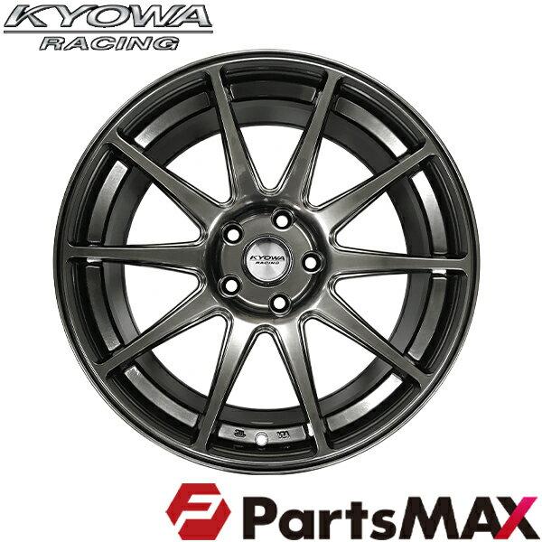 タイヤ・ホイール, ホイール 4 KYOWA RACING KR1182 18 8.5J 35 9.5J 30 5H PCD114.3