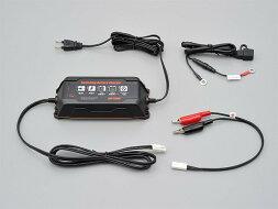 スイッチングバッテリーチャージャー12V回復微弱充電器(95027)