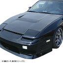 180SX全年式 ボンネット Type1 FRP【ORIGIN Labo./オリジンラ...