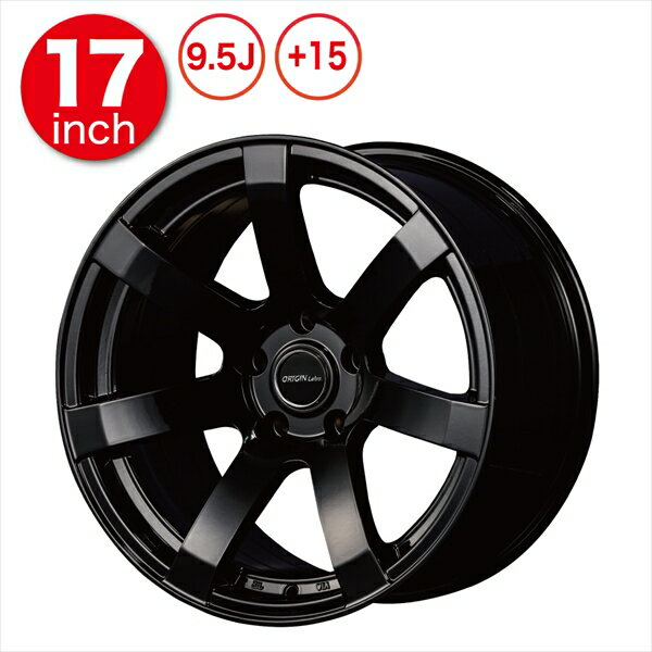 タイヤ・ホイール, ホイール DRF-X7 17 9.5J 15 5 PCD114.3 CB73.1