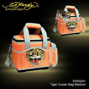 ■楽天最安値に挑戦中!!【送料無料】■【Ed Hardy】【Tiger】Cooler Bag Medium【虎】【エド...