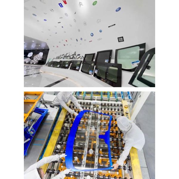 【高品質/UVカット】新品フロントガラス ソアラ  UZZ40    ガラス型式GZ45 品番56101-24061  グリーンボカシ付