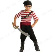 ブラックジャック・ザ・パイレーツ 子供用(M) ハロウィン 仮装 衣装 コスプレ コスチューム キッズ 子ども用 こども 男の子 海賊