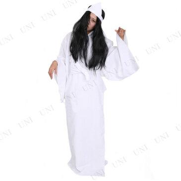 Patymo 幽霊 [ 仮装 衣装 コスプレ ハロウィン コスチューム 大人 女性 時代劇 幽霊 着物 コスプレ 女性用 怖い 和風ホラー 大人用 お化け パーティーグッズ レディース ]