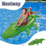 あす楽対応Bestway(ベストウェイ)41011ワニフロート200cmアウトドア・ビーチグッズプール用品