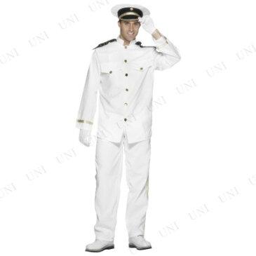 【あす楽12時まで】 キャプテン 大人用 XL [ 仮装 衣装 コスプレ ハロウィン 大人用 コスチューム メンズ 大きいサイズ 海軍 船長 艦長 男性用 パーティーグッズ ネイビー ]