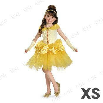 9f5a7bb00f942 商品説明ディズニーアニメ「美女と野獣」より、ベルの子ども用ドレスです。ボリュームたっぷりのコサージュに、キラキラと輝くチュール風スカートがゴージャス感  ...