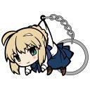 Fate/stay night UBW セイバー つままれキーホルダー 【 キャラクターグッズ ふぇいと Fate/Grand Order ゲーム fgo FGO アニメ 漫画 】