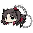 Fate/stay night UBW 遠坂凛 つままれキーホルダー 【 キャラクターグッズ アニメ 漫画 FGO ゲーム Fate/Grand Order 】